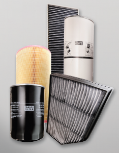 MANN FILTER products